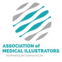 Association of medical illustrators logo